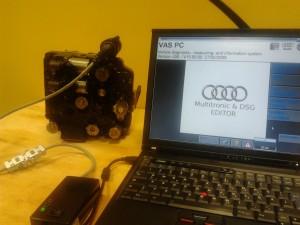 DSG 6 programowanie